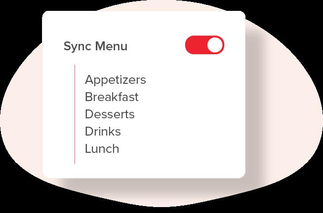 sync-your-menu